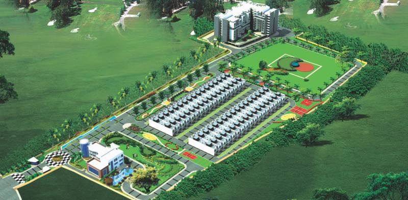 Images for Elevation of BRG Prakriti Villas