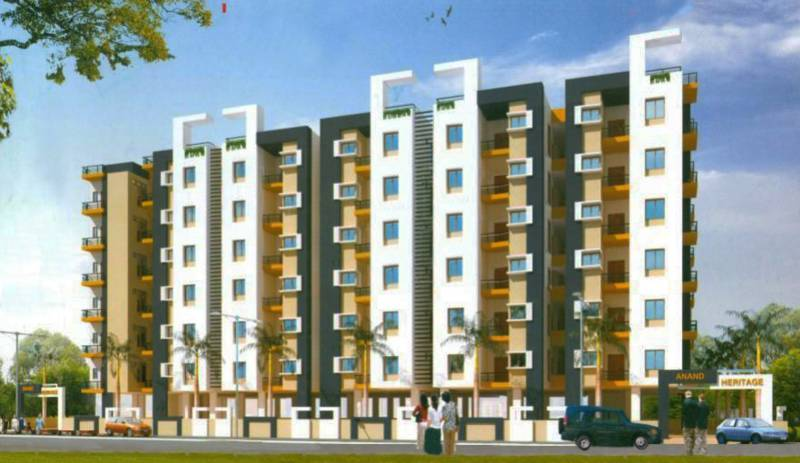 anand-heritage Elevation