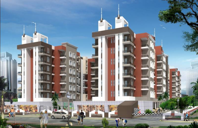 sahaj-residency Images for Elevation of MGR Sahaj Residency