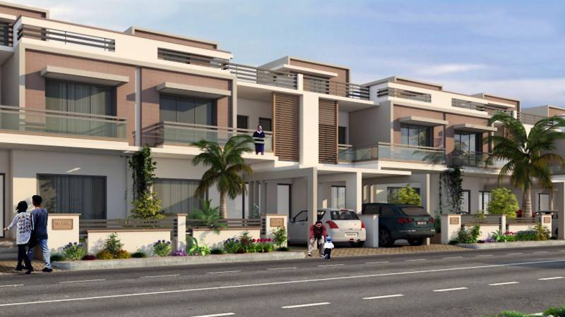 Images for Elevation of ARG Puram