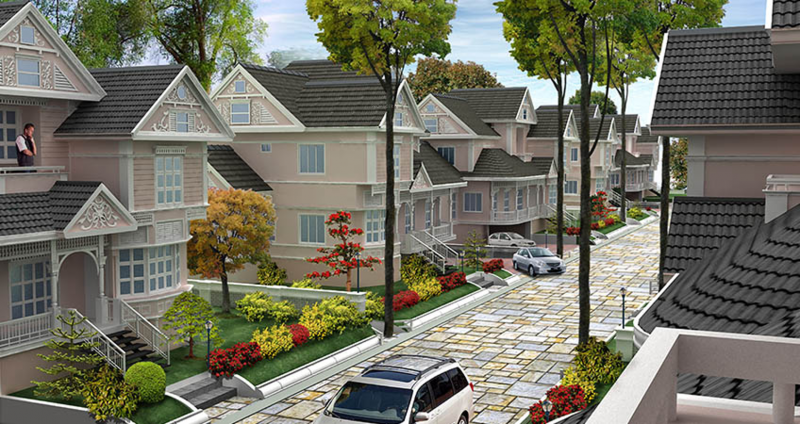 Images for Elevation of Travancore Olympia Haven
