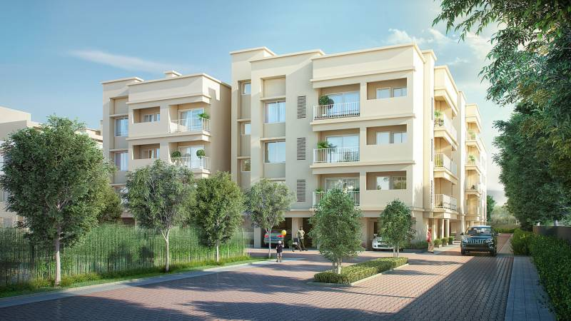 Images for Elevation of Sobha Elan