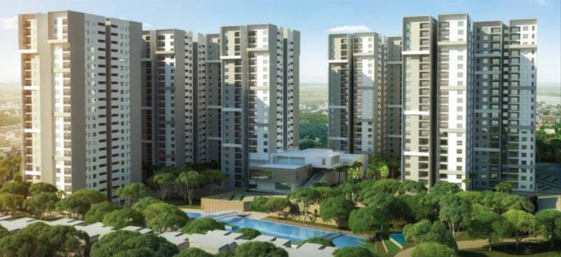Images for Elevation of Sobha Silicon Oasis