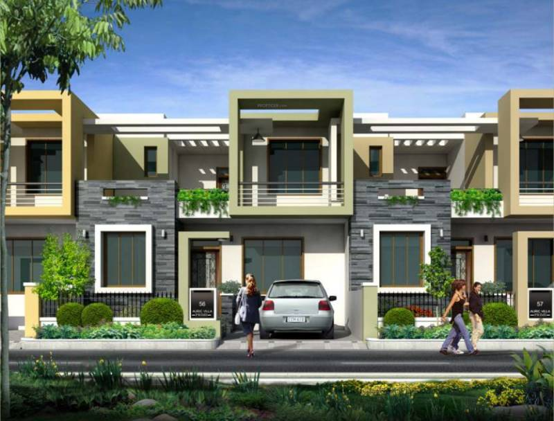 auric-villas Images for Elevation of Auric Auric Villas