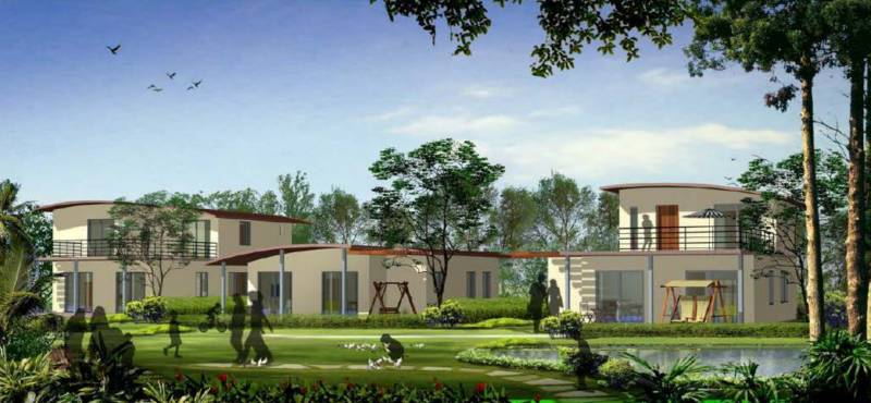 Images for Elevation of Amaya 129 Weekend Villas