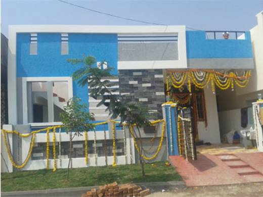 900 sq ft 2 bhk 2t villa for sale in vrr constructions for Greenpark villas 2 malagasang
