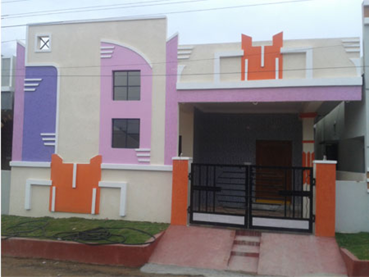 Front Elevation Designs Of Houses In Hyderabad : Vrr greenpark enclave in dammaiguda hyderabad price