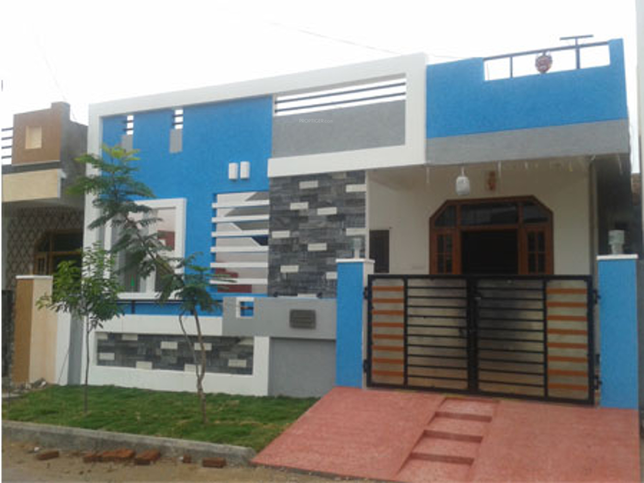 House Front Elevation Photos Hyderabad : Vrr constructions independent house in dammaiguda