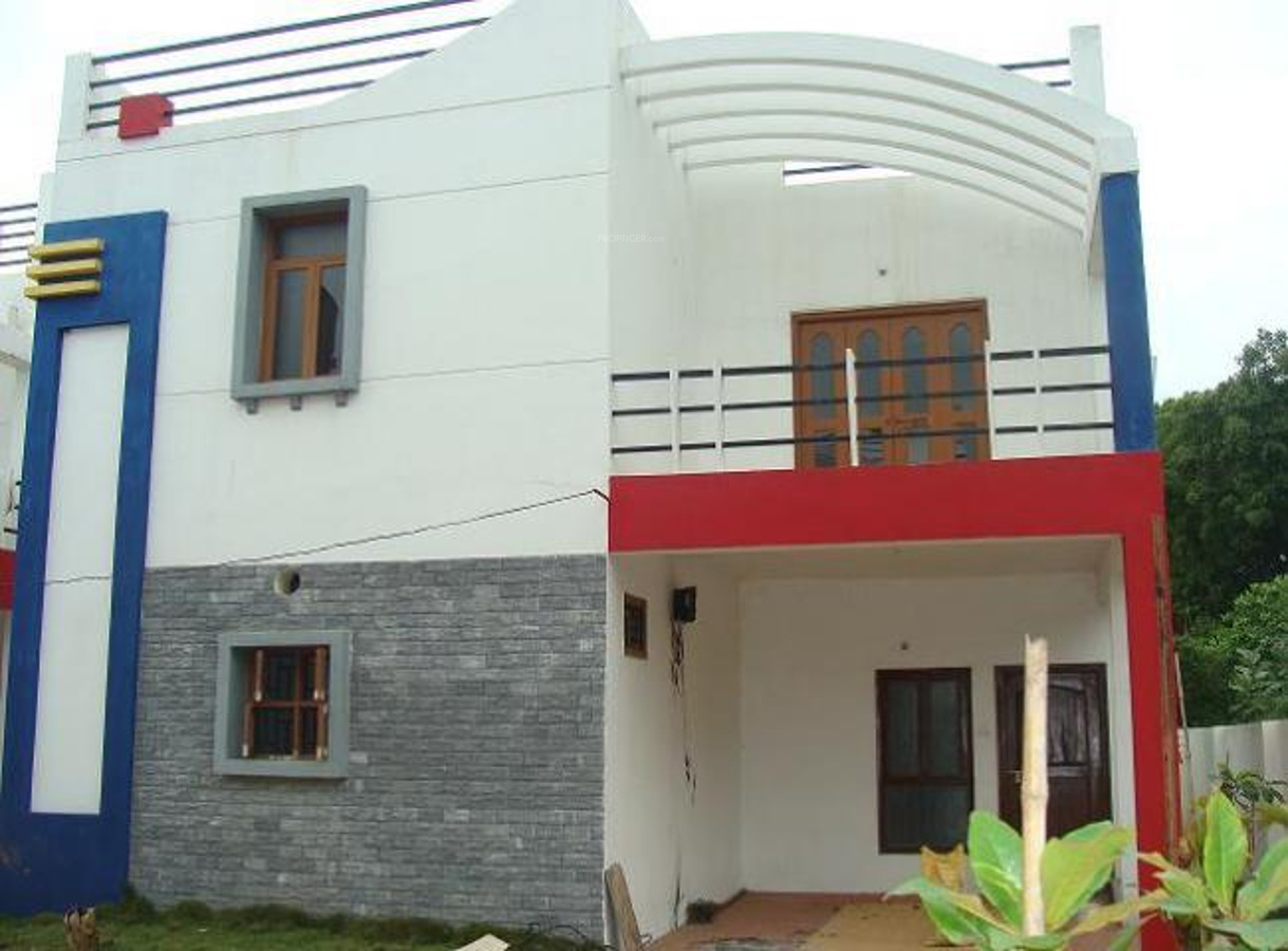 Vrr greenpark enclave in dammaiguda hyderabad price for Independent house elevation photos