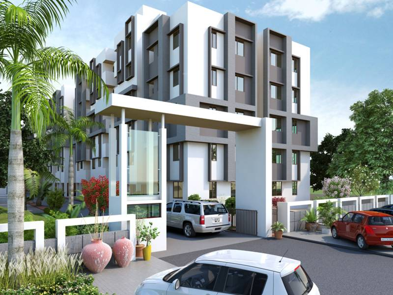 Images for Elevation of Samved Satej Homes