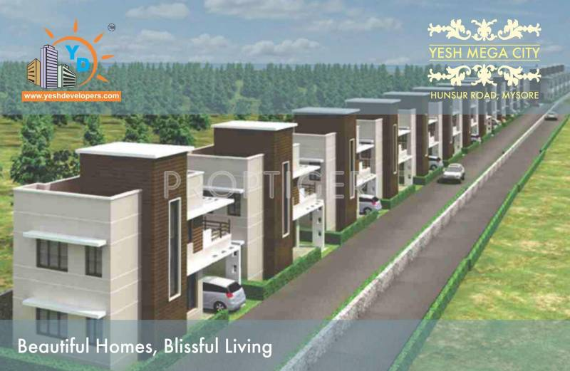 Images for Elevation of Yesh Lifestyle Villas