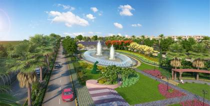 Images for Elevation of Central Park Mikasa Plots