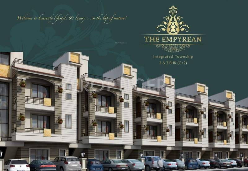 Images for Elevation of Anukriti The Empyrean Apartments
