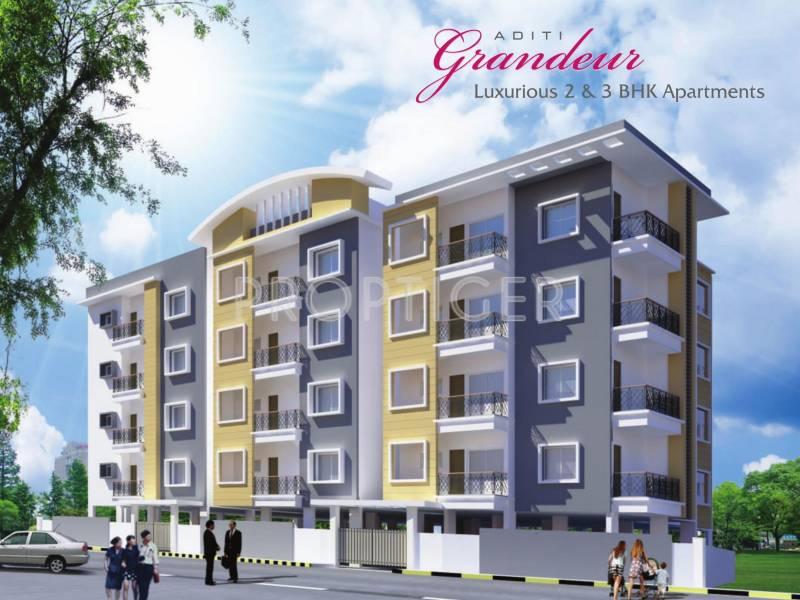 Images for Elevation of Aditi Grandeur