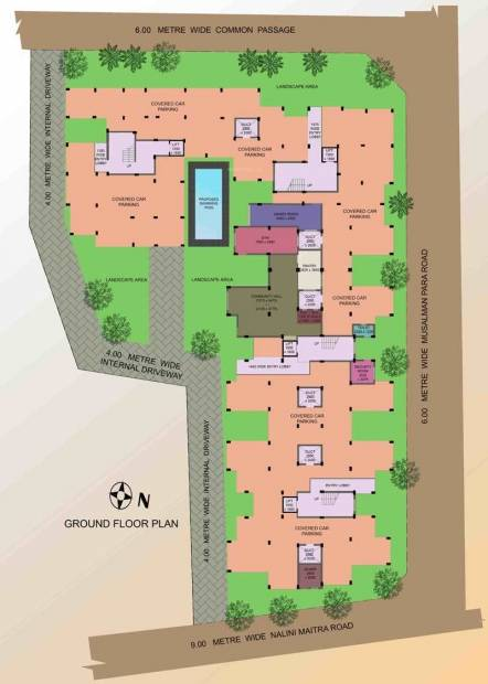 Images for Master Plan of Mayfair Elite