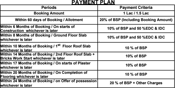 the-park Images for Payment Plan of RLF The Park