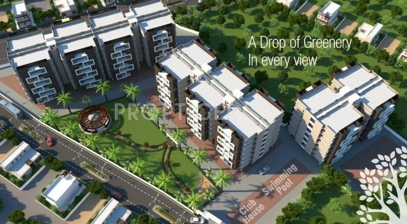 sagar-eden-garden Images for Elevation of Agrawal Sagar Eden Garden