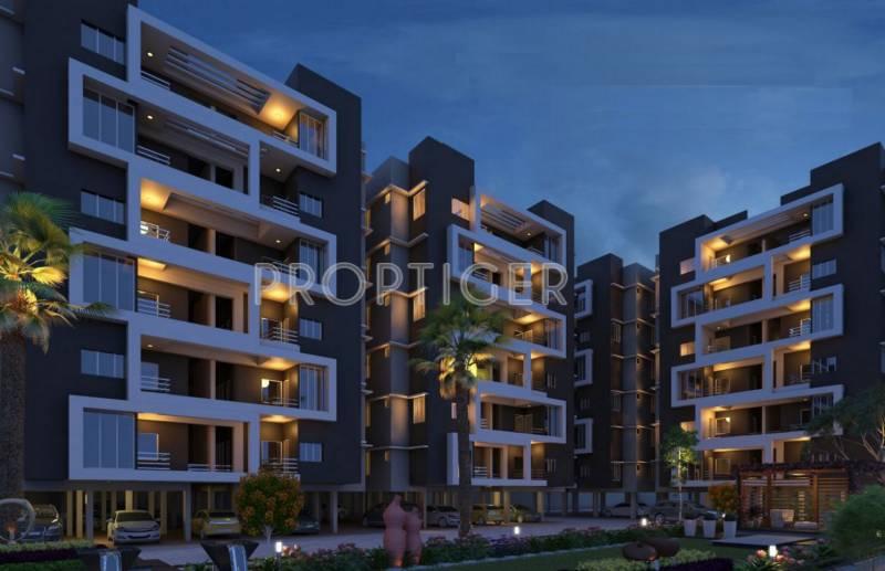 Images for Elevation of Agrawal Sagar Eden Garden