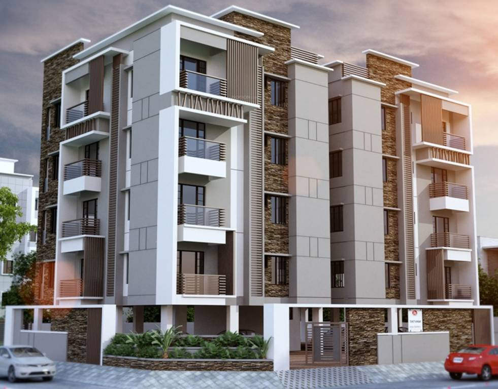 2 BHK Flats in Kilpauk | 2 BHK Apartments for sale in ...