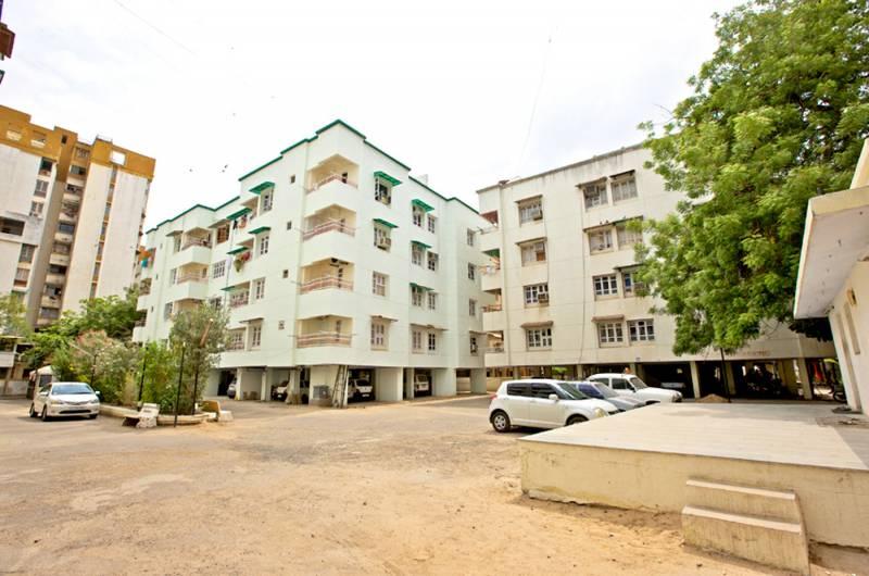 aashutosh-apartments Elevation
