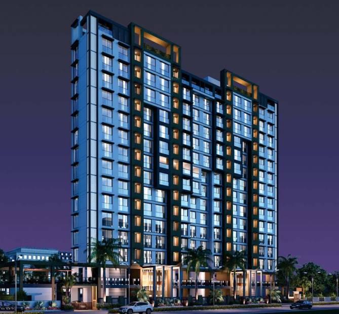 Images for Elevation of Damji Shamji Vasant Apartment