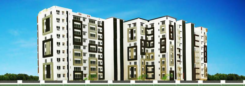 Images for Elevation of Pranshu Projects M G Tower
