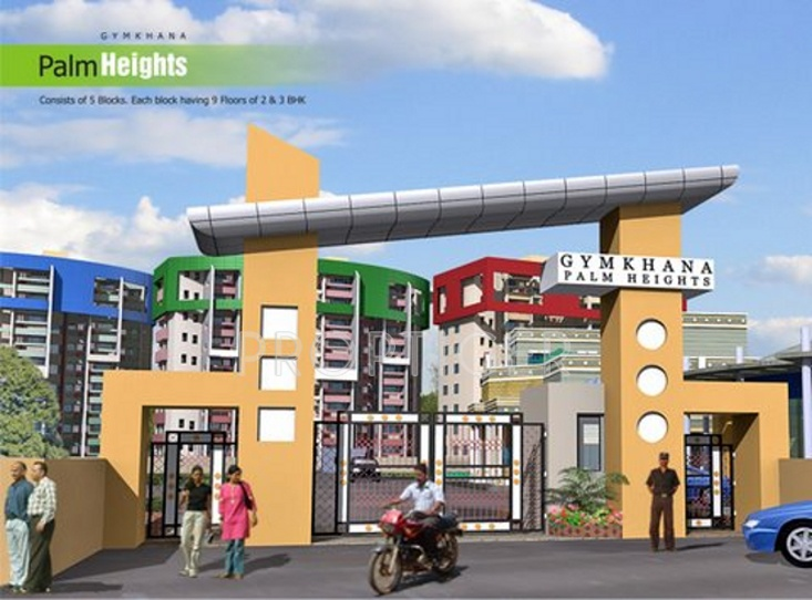 Images for Elevation of  Gymkhana Palm Height