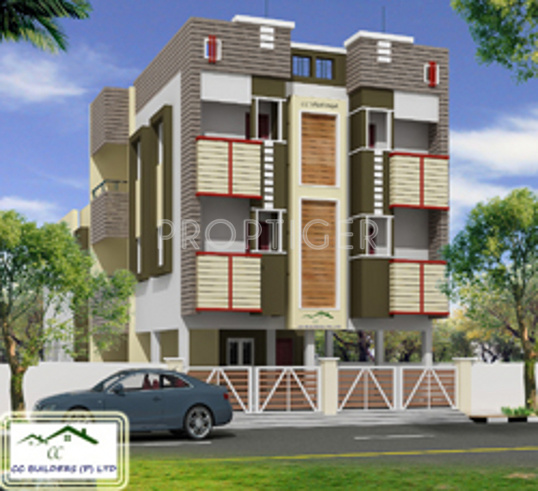 Images for Elevation of CC Vinayaka