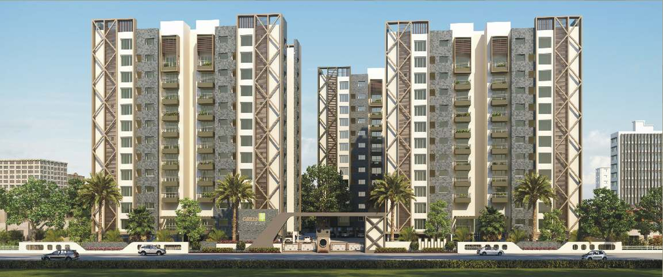 Happy Home Green Victory In Althan Surat Price Location Map Floor Plan Amp Reviews Proptiger Com