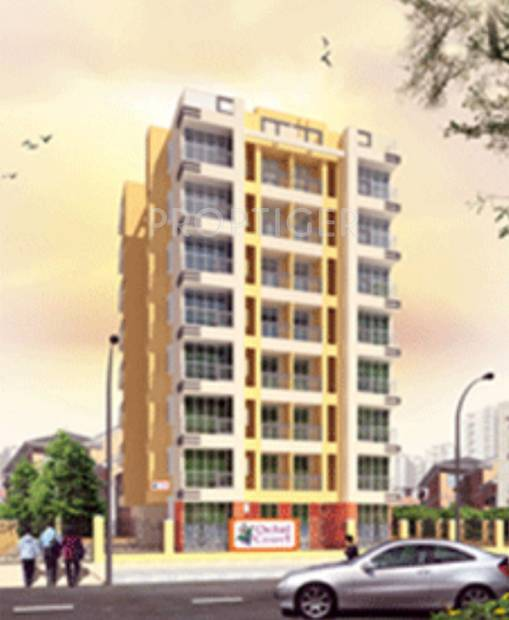 Images for Elevation of Pranjee Group Orchid Court