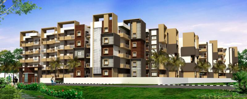 Images for Elevation of Griha Grand Gandharva