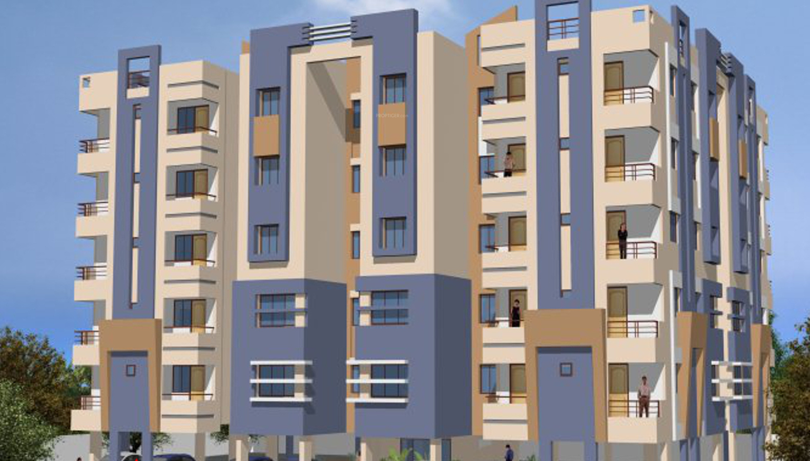 870 sq ft 2 bhk 2t apartment for sale in takshashila