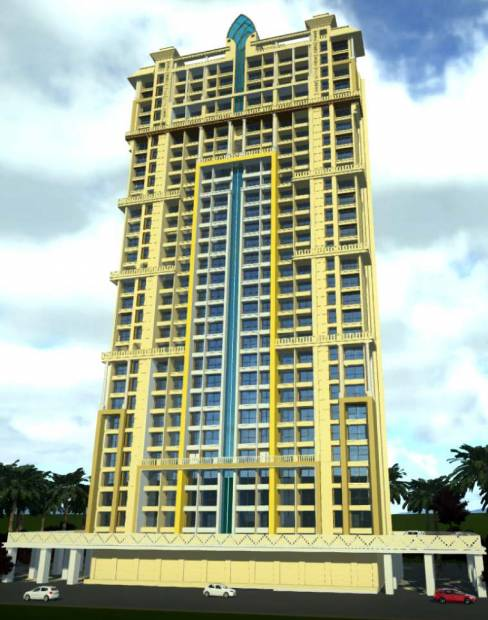 Images for Elevation of  Building No A Richmond Of Rutu City Complex
