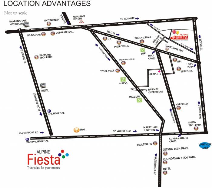 Images for Location Plan of Alpine Fiesta