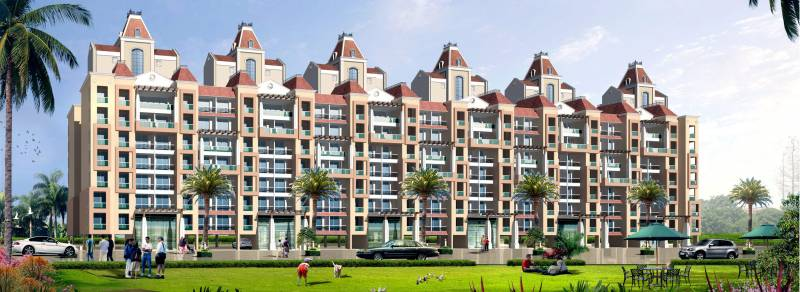 Images for Elevation of Mohan Ocean Park Residency