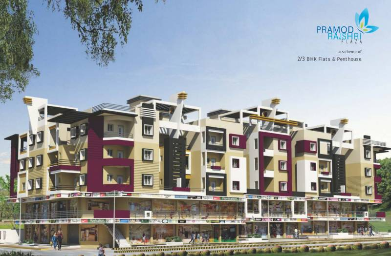 Images for Elevation of Gandhi Pramod Rajshri Plaza