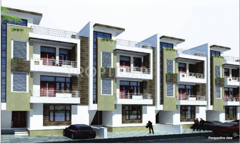 Images for Elevation of Omaxe Shubhangan