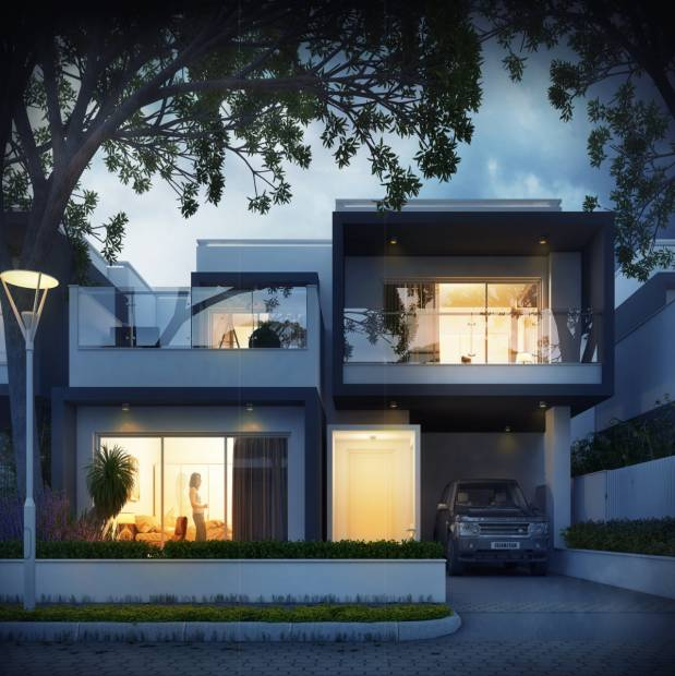 Images for Elevation of Sobha Silicon Oasis Rowhouses