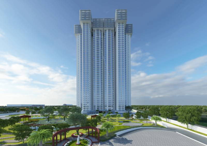 Images for Elevation of CNTC India The Presidential Tower