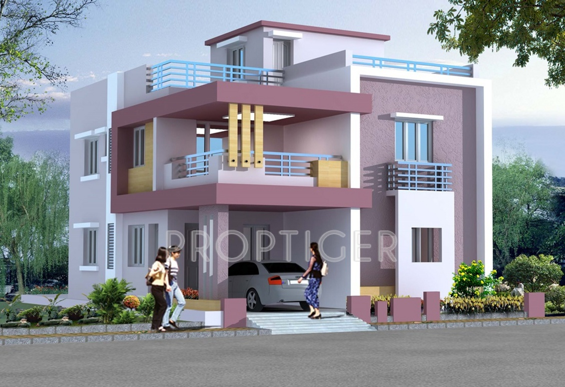 Durga durga homes in miyapur hyderabad price location for House elevation for three floors building