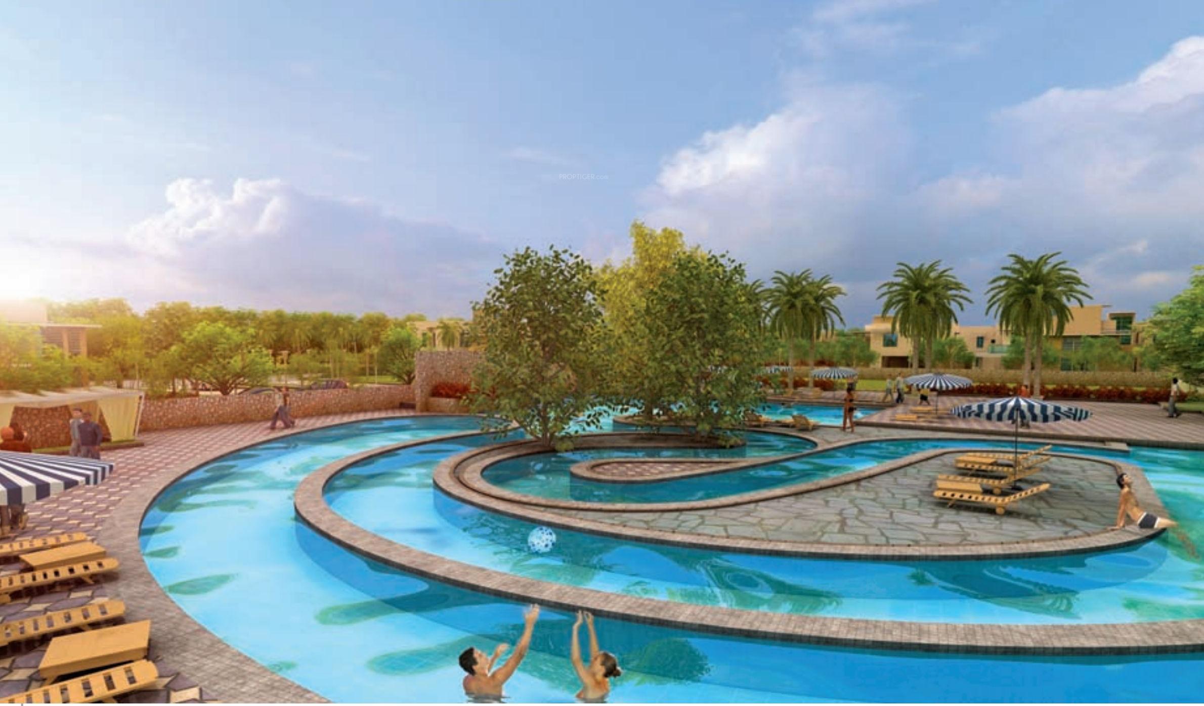 3850 Sq Ft 4 Bhk 5t Villa For Sale In Mahindra Lifespaces Developers Aqualily Villa Singaperumal
