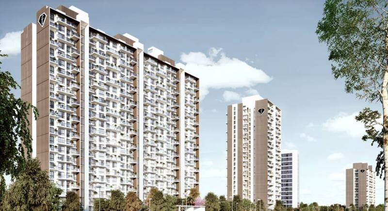 Images for Elevation of Nahar F Residences