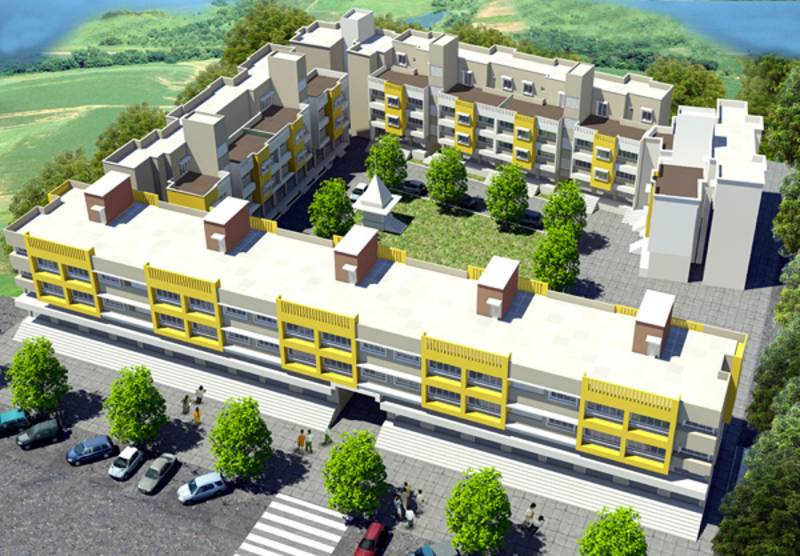 Images for Elevation of Mountain Bhagyashree Plaza