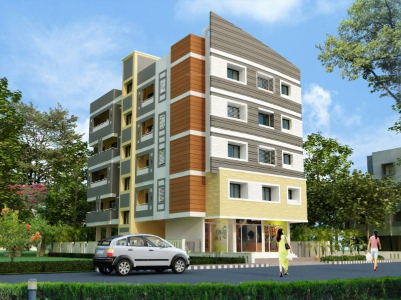 Images for Elevation of Satyam Heritage