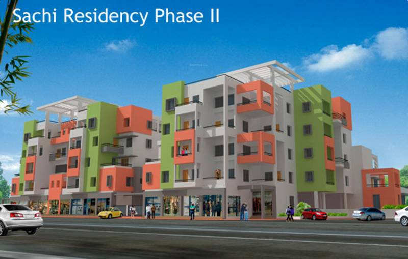 Images for Elevation of Ganesh Sachi Residency Phase II