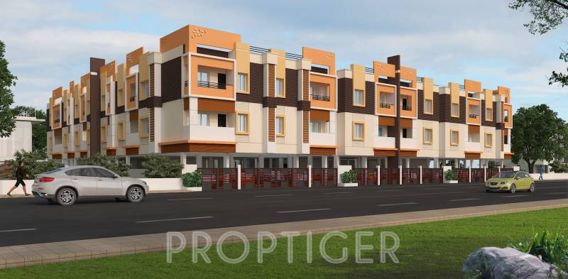 Images for Elevation of Vinoth Victoria
