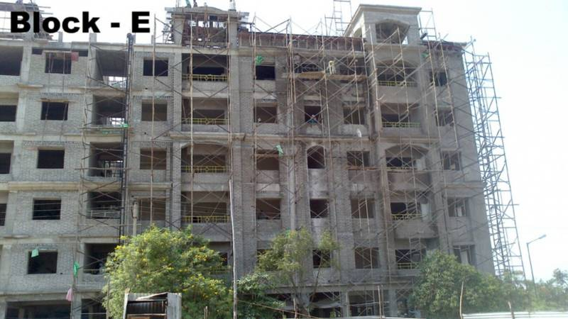 Images for Construction Status of Muppa Homes Aishwarya Condos