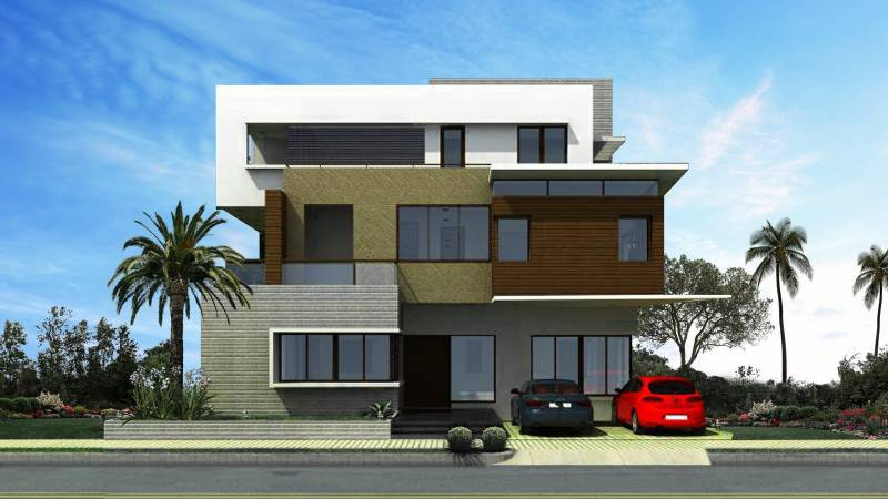 boulevard Images for Elevation of Grand Infratech India Private Ltd Boulevard