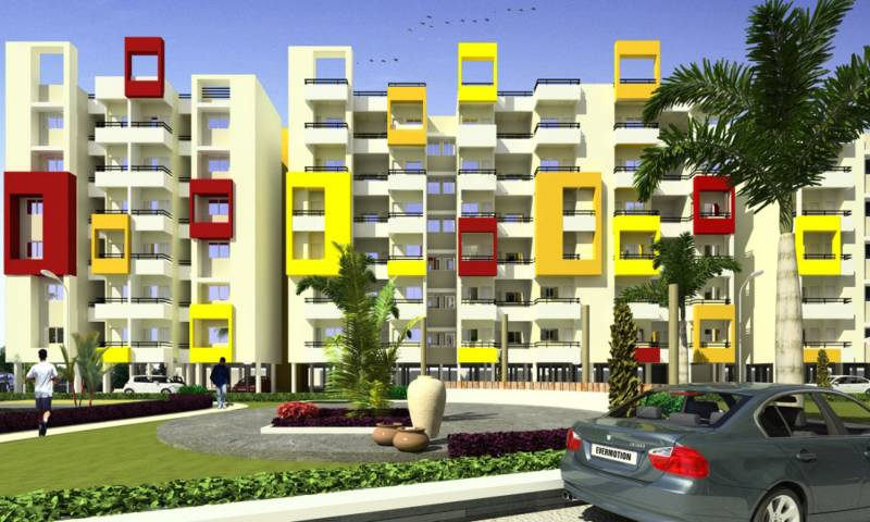 Images for Elevation of Navaakar Parke Serene