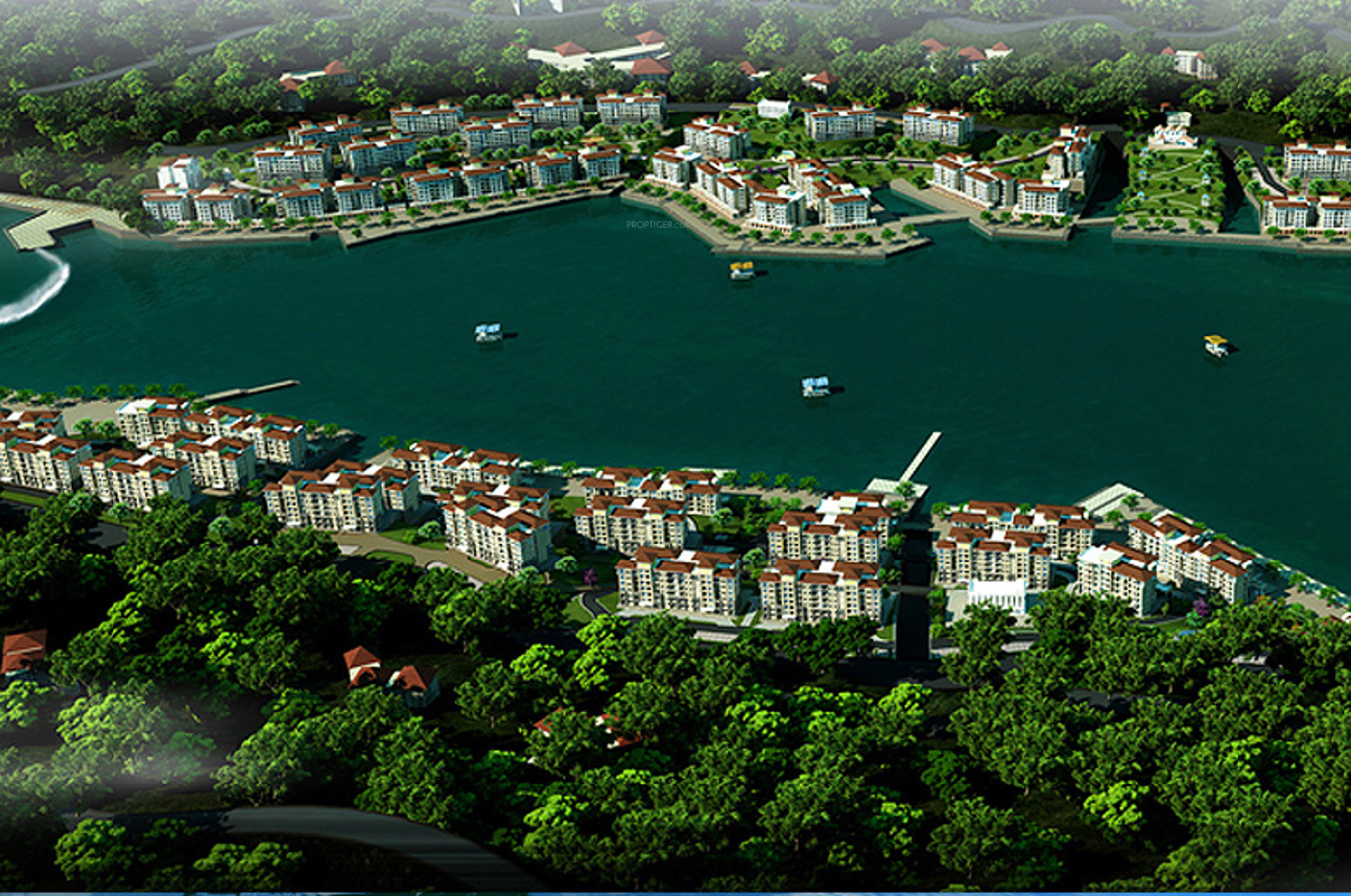 1693 Sq Ft 3 Bhk 3t Apartment For Sale In Lavasa Corporation Belshore Apartments Lavasa Pune